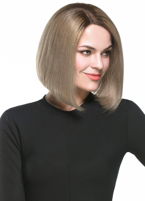 Isabel Graduated BOB European Hair Wig EEB001