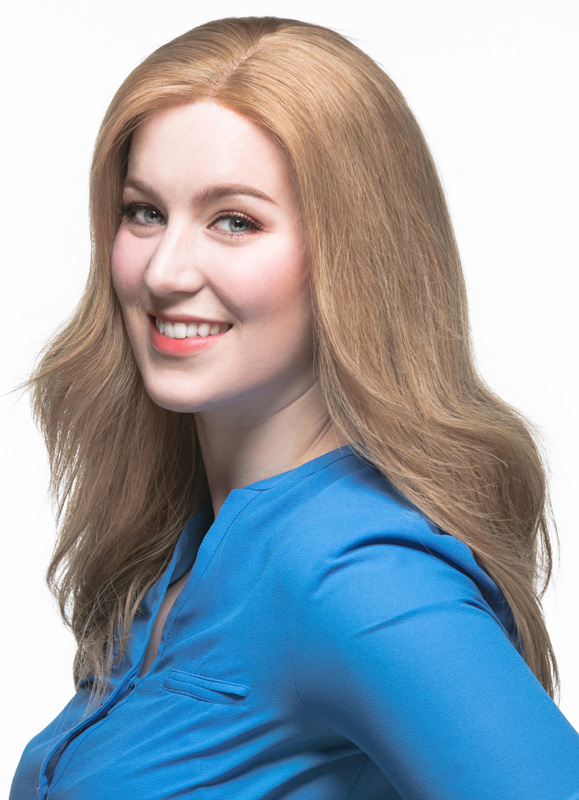 Valerie Long European Hair Wig EES004